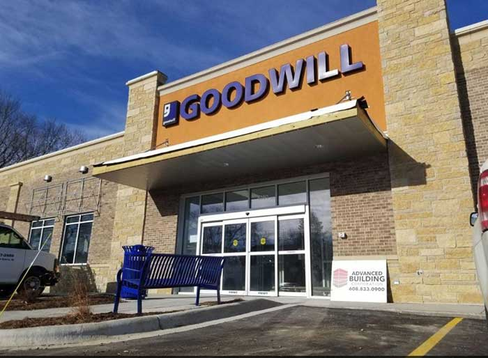News Article: Goodwill announces opening date for Middleton store that is LEED certified